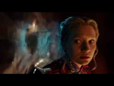ver Alicia a través del espejo (Alice Through the Looking Glass) Trailer Oficial HD