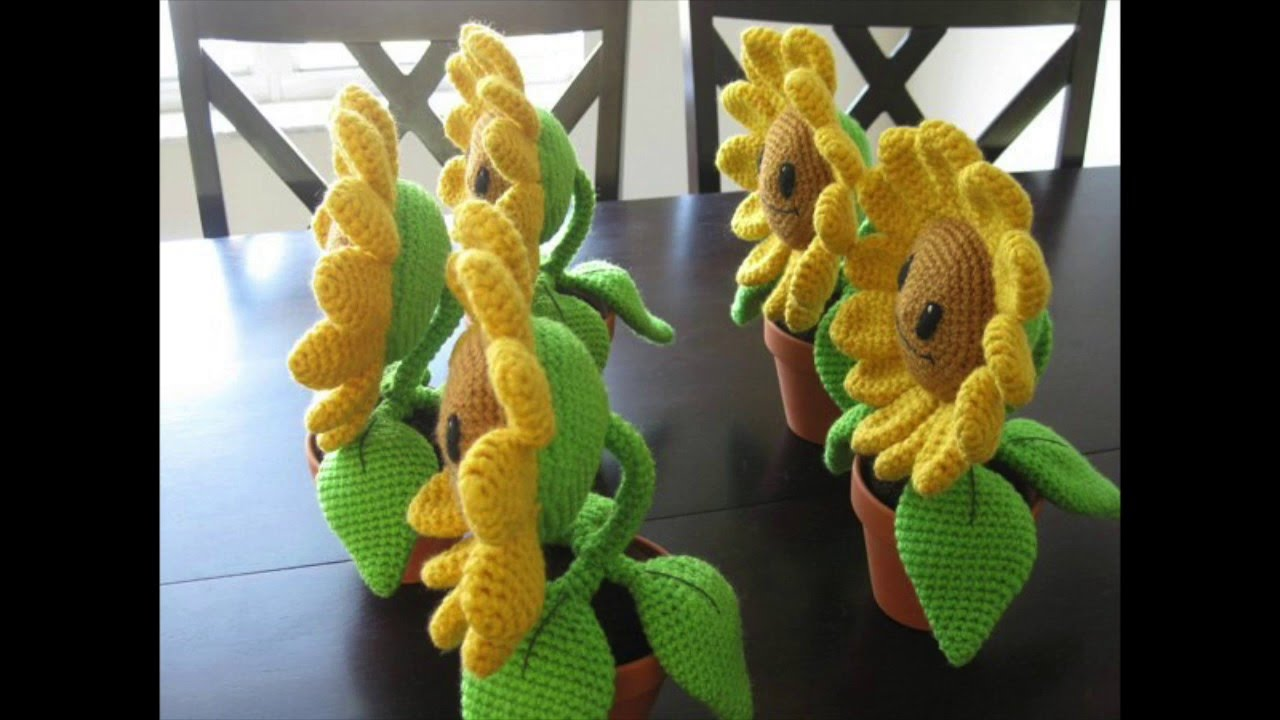 Sonny the Sunflower – Amigurumi Crochet Pattern | | 720x1280