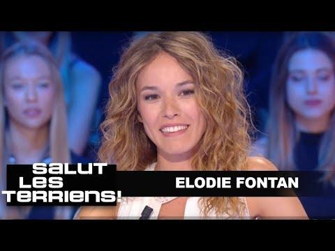 T'es qui toi : Elodie Fontan  Salut les terriens  01072017