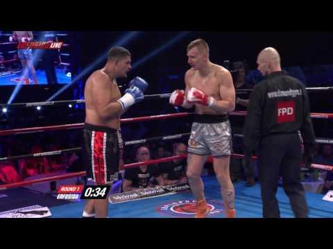 Martin Pacas Slovakia Vs Tomas Hron Czech Republic Zilina Slovakia 23 04 2016