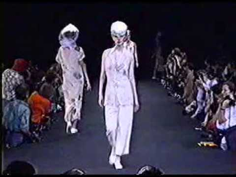 From the Corporate Priestess Archive: Comme Des Garcons Women's Spring Summer 1991