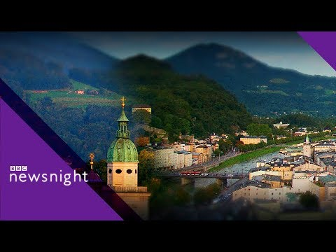 Brexit: Sympathy without support from Europe - BBC Newsnight