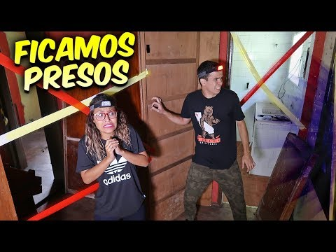 TENTE ESCAPAR DE UMA CASA ABANDONADA! - KIDS FUN