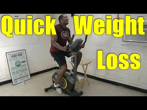 For Quick Weight Loss... My Bike Workout Better Than Spin & Soulcycle