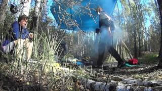 Велопоход братьев Грибоедовых 2013. 3 серия - Мёртвая тишина. ( Корюковка - Холмы )