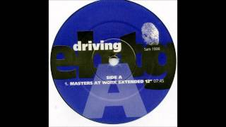 Everything But The Girl - Driving (Masters At Work Extended 12