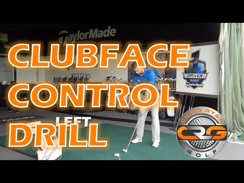 GREAT CLUBFACE CONTROL DRILL