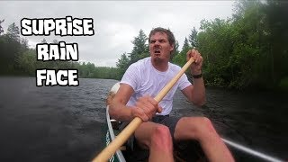 Gettin' a Tid Bit Wet While Fishin'