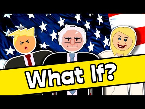 What If scenarios of the 2016 US Elections | Alternate Afterthought