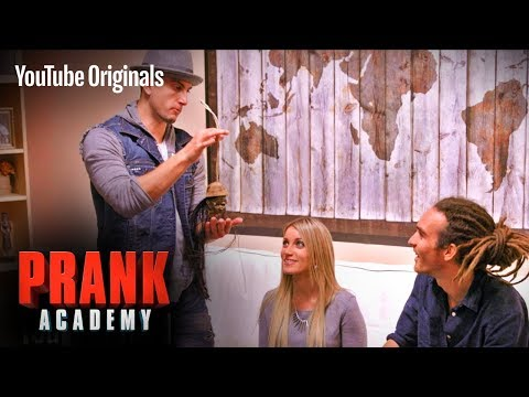 HAUNTED ROOM PRANK!!! | Prank Academy | Episode 8