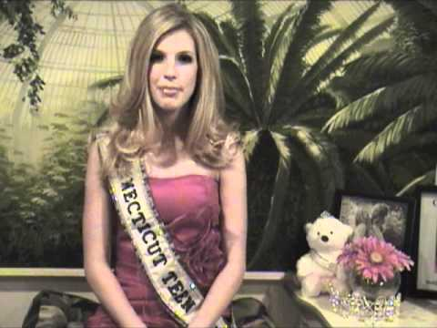 Why Miss Connecticut Teen USA 2011 Wants To Be Miss Teen USA