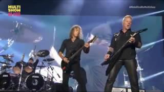 Atlas, Rise - Metallica - Lollapalooza 2017