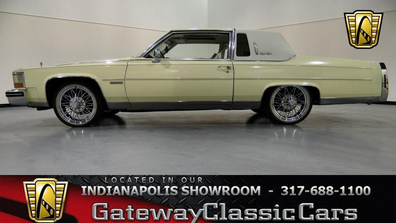 1983 Cadillac Fleetwood Brougham DElegance  Gateway Classic Cars