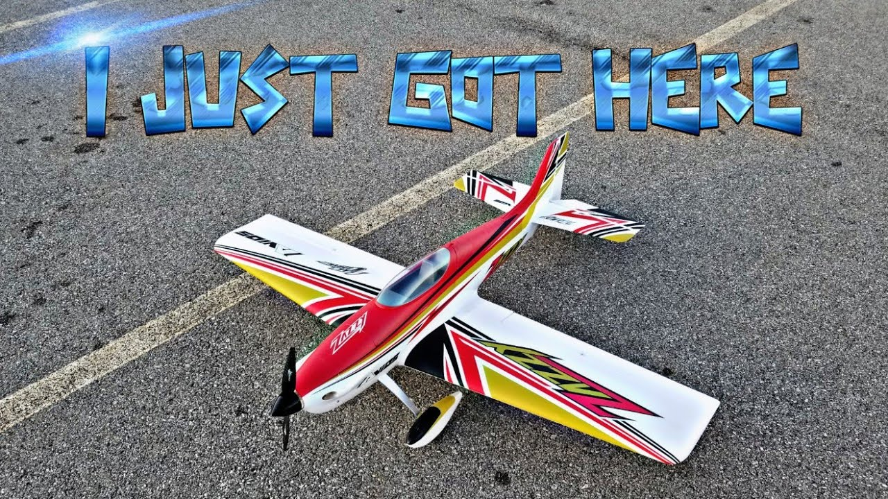 Zazzy Flies Great With the New Battery! (LIVE) I Fly RC Planes and Jets.