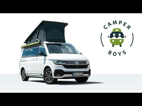 VW T6.1 California Ocean Edition (2020) – Einweisung und Roomtour
