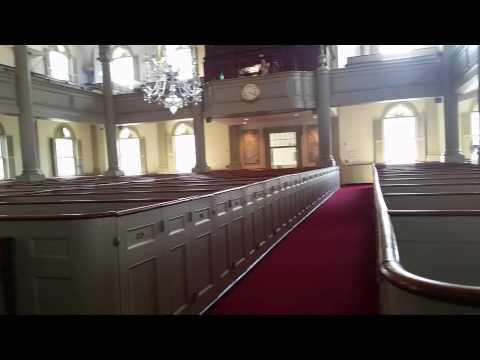 The First Baptist Church in America - HEALER