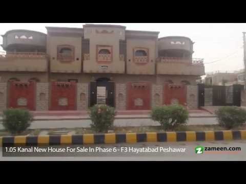 NEW HOUSE FOR SALE IN HAYATABAD PHASE 6 PESHAWAR
