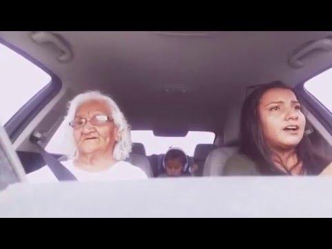 Navajo Horse song, Grandma & Talibah singing