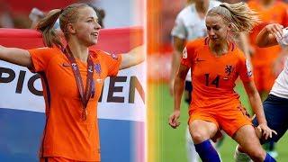 Jackie Groenen - Unstoppable | Women's EURO 2017 HD