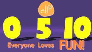 Fun Counting Kids Song For Kindergarten and Preschool Children- 0 5 10 by ELF