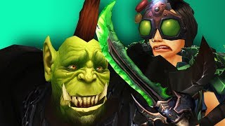 This Rogue Is A MONSTER (5v5 1v1 Duels) - Subtlety Rogue PvP WoW Legion 7.2.5