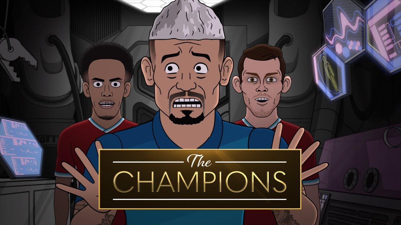 Download The Champions: Season 4, Episode 4