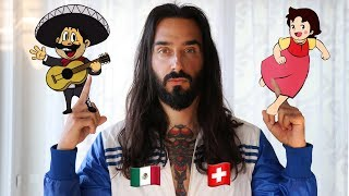 choque cultural MÉXICO vs SUIZA