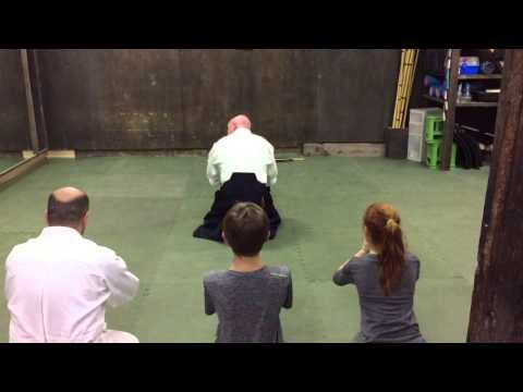 Aikido in Kyoto