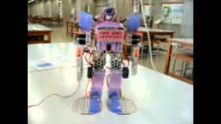 BRAVEROBOTICS 1/12 scale Transform Robot Version1~7.2 History
