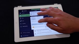 The Enterprise Mobility Solution for iOS 7 Business Features - Cortado Corporate Server 7