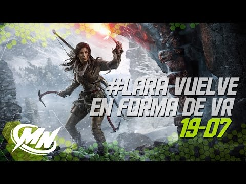 EN LA RADIO: Tomb Raider llega a la realidad virtual