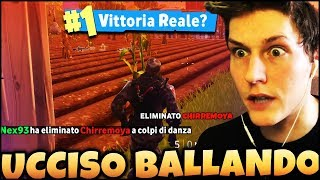FORTNITE ITA : I've got TO BALLANDO!! 😝 [FORTNITE PC] REAL VITTORY IN FAGIAN-HUNTING?