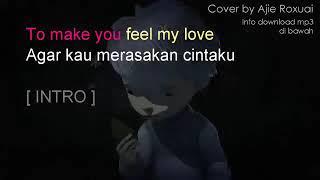 Make You Feel My Love - Adele (Terjemahan Lirik Lagu) Cover Terbaru 2018