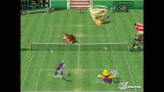Mario Power Tennis GameCube Gameplay_2004_10_27_5