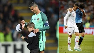 Do You Hate Cristiano Ronaldo? Watch This Video And You Will Change Your Opinion