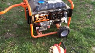 Generac Generator Surging