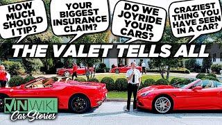 Top 10 Valet Secrets Revealed