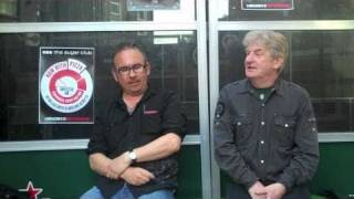 Saw Doctors interview and song - Red Cortina - for Boards.ie