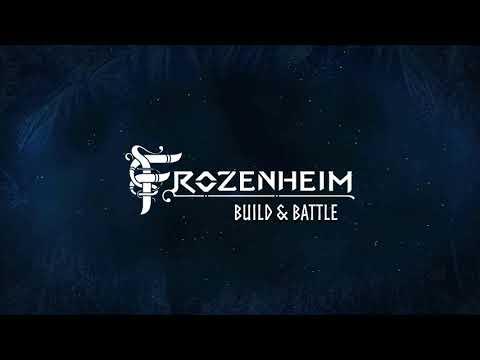 Frozenheim - Gameplay Showcase 1: Build & Battle