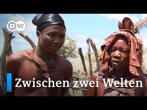 Leben zwischen zwei Kulturen in Namibia | Global 3000