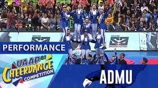 UAAP CDC Season 81: Ateneo Blue Babble Battalion   Full Performance