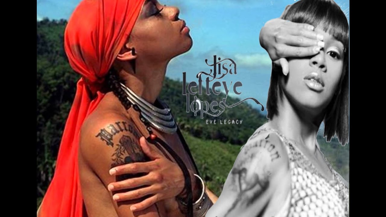 from Bishop lisa left eye lopes naked pics