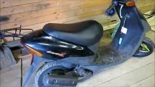 огляд скутера Suzuki LETS 2