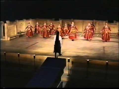 AGAMEMNON - Le Choeur - Peter Stein -Mnouchkine - Géry