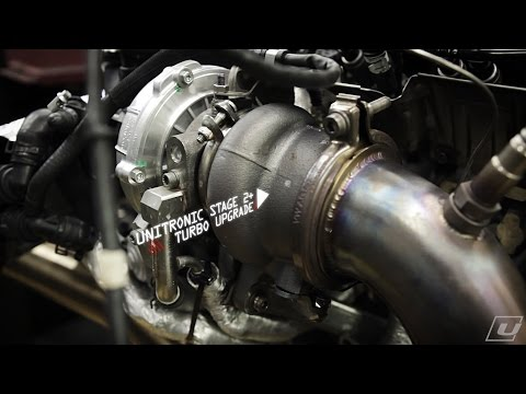 Unitronic Stage 2+ Turbo Upgrade Kit for 2.0 TSI® Gen3 MQB®