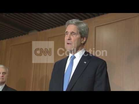 JOHN KERRY ON ATTACKS IN AFGHANISTAN