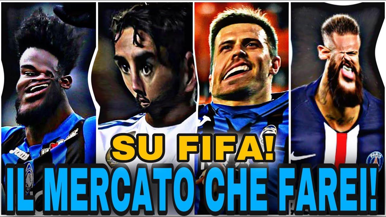Ho messo l'ATALANTA del mio MERCATO CHE FAREI su FIFA!! È SUCCESSO qualcosa di CLAMOROSO!!