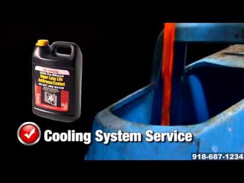 Toyota Cooling System Radiator Water Pump Repair Service McAlester Tahlequah OK