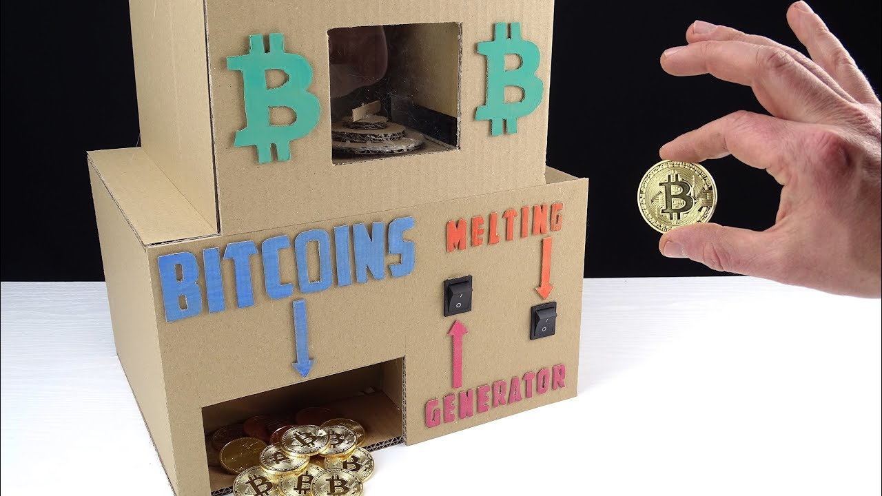how to build bitcoin miner at home