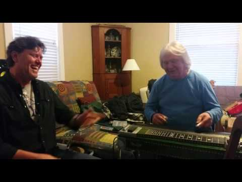 Jeff King and Dan Dugmore in the Studio Interview Part II 02 01 2016